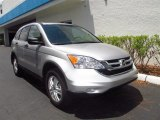 2011 Alabaster Silver Metallic Honda CR-V EX #49418117