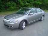 2008 Vapor Silver Metallic Lincoln MKZ Sedan #49418546