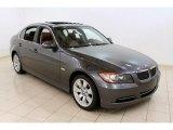 2008 Sparkling Graphite Metallic BMW 3 Series 335xi Sedan #49418573