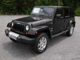 2011 Jeep Wrangler Unlimited Sahara 70th Anniversary 4x4