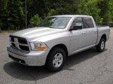 2011 Bright Silver Metallic Dodge Ram 1500 SLT Crew Cab 4x4 #49418581