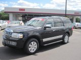 2008 Black Lincoln Navigator Luxury #49418425