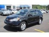 2011 Crystal Black Pearl Honda CR-V EX #49418431