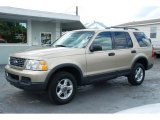 2003 Harvest Gold Metallic Ford Explorer XLT #49418440