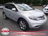 2011 Brilliant Silver Nissan Murano LE #49468725