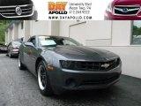 2010 Cyber Gray Metallic Chevrolet Camaro LS Coupe #49469205