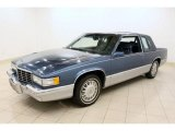 1993 Cadillac DeVille Sedan Data, Info and Specs