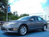 2011 Sterling Grey Metallic Ford Fusion SEL #49469210