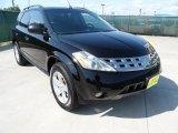 2003 Super Black Nissan Murano SL #49469335