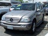 2005 Pewter Metallic Mercedes-Benz ML 350 4Matic #49469605