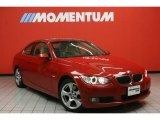 2009 Crimson Red BMW 3 Series 328i Coupe #49469465