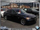 2008 Monaco Blue Metallic BMW 3 Series 335i Sedan #49469341