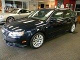 2008 Ocean Blue Pearl Effect Audi A4 2.0T quattro S-Line Avant #49469483