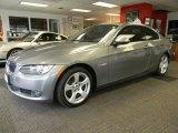 2008 Space Grey Metallic BMW 3 Series 328xi Coupe #49469485