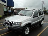 2002 Bright Silver Metallic Jeep Grand Cherokee Laredo 4x4 #49469640