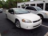 2006 White Chevrolet Monte Carlo LTZ #49469095