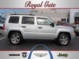 2007 Bright Silver Metallic Jeep Patriot Sport 4x4 #49469121