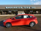 2012 Race Red Ford Focus SE 5-Door #49469391