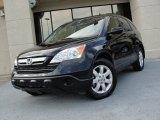 2008 Nighthawk Black Pearl Honda CR-V EX-L 4WD #49469303