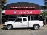 2005 Summit White Chevrolet Silverado 1500 LS Extended Cab #49469172