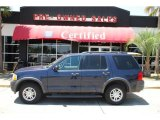 2003 True Blue Metallic Ford Explorer XLS #49469178