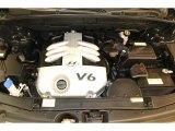 2007 Hyundai Veracruz Engines