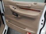1999 Lincoln Navigator 4x4 Door Panel