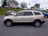 2008 Gold Mist Metallic Buick Enclave CXL #49514547