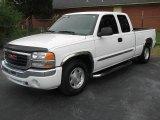 2009 Summit White Chevrolet Silverado 1500 LT Extended Cab 4x4 #49514738