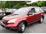 2008 Tango Red Pearl Honda CR-V LX 4WD #49514567