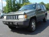 1995 Light Drift Wood Metallic Jeep Grand Cherokee Laredo 4x4 #49514582
