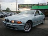 Glacier Green Metallic BMW 5 Series in 2000