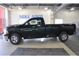 2011 Hunter Green Pearl Dodge Ram 1500 ST Regular Cab #49514764