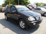 2005 Black Mercedes-Benz ML 500 4Matic #49515113
