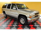 2001 Light Pewter Metallic Chevrolet Suburban 1500 LT 4x4 #49514963