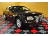 2008 Brilliant Black Crystal Pearl Chrysler 300 Touring #49514966