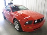 2005 Torch Red Ford Mustang GT Premium Convertible #49514978