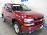 2004 Sport Red Metallic Chevrolet Tahoe LT 4x4 #49514985