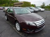 2011 Bordeaux Reserve Metallic Ford Fusion SE #49514629