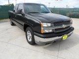2004 Dark Gray Metallic Chevrolet Silverado 1500 LS Extended Cab #49514799