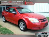 2007 Victory Red Chevrolet Cobalt LS Coupe #49515006