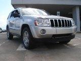 2006 Bright Silver Metallic Jeep Grand Cherokee Limited 4x4 #49515011