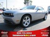 2011 Billet Metallic Dodge Challenger R/T #49514687