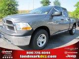 2011 Mineral Gray Metallic Dodge Ram 1500 ST Quad Cab #49514696