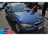 2006 Mystic Blue Metallic BMW 3 Series 325i Sedan #49514840