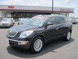 2008 Carbon Black Metallic Buick Enclave CXL #49514884