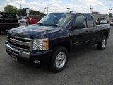 2011 Imperial Blue Metallic Chevrolet Silverado 1500 LT Extended Cab #49566295