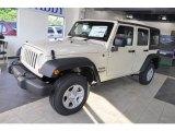 2011 Jeep Wrangler Unlimited Sahara Tan