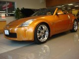 2004 Le Mans Sunset Metallic Nissan 350Z Touring Roadster #49566120