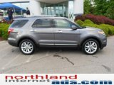 2011 Sterling Grey Metallic Ford Explorer Limited 4WD #49565770